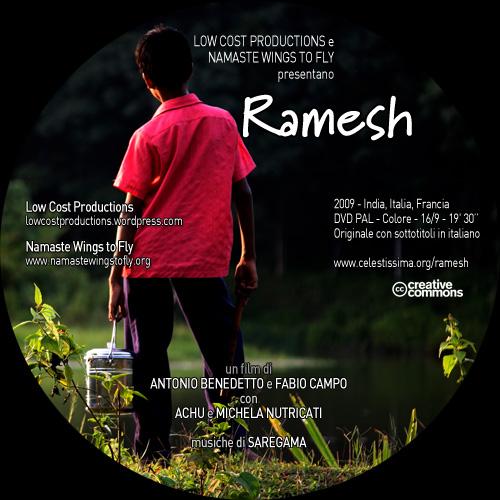 Ramesh-label-dvd-ita